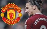 Ibrahimovic chính thức lên tiếng về việc trở lại Man United