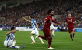 10 tiền đạo đạt mốc 50 bàn nhanh nhất NHA: Chào mừng Salah