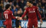 Chấm điểm Liverpool: Salah ghi bàn nhưng công đầu thuộc hàng thủ