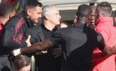 Jose Mourinho và top 5 lần 'đại náo' đường piste
