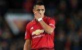 Sốc: Sanchez bị loại khỏi đại chiến Juventus