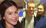 Mỹ nữ xinh đẹp tháp tùng ông chủ Leicester trên chuyến bay định mệnh là ai?