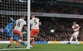 Thần đồng 18 tuổi lên tiếng, Arsenal nhẹ nhàng vượt ải Blackpool