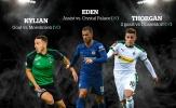 Trong 1 ngày, có đến 3 Hazard làm rung chuyển trời Âu