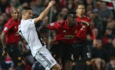 Pogba: 'Juventus có một cầu thủ ghi những bàn thắng như uống nước'
