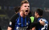 ĐHTB lượt trận thứ 4 vòng bảng Champions League: Theo đuổi Skriniar, M.U đã đúng!