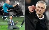 Mourinho và những màn ăn mừng khiêu khích đi vào lịch sử