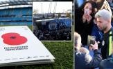 Không Pogba, Aguero nổi bật bước vào đại chiến Man City - Man Utd