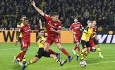 Reus rực sáng, Dortmund hạ Bayern Munich trong trận cầu kịch tính