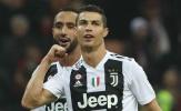 Ronaldo nổ súng giúp Juventus thiết lập kỷ lục