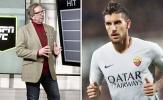 Chuyên gia ESPN: Sao Roma rất tốt nhưng không phải là lời giải cho Man United