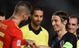 Modric nói lời công bằng với Ramos sau phát ngôn của 'trung vệ xuất sắc nhất thế giới'