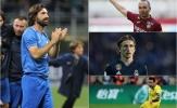 Top 10 'ông chủ' khu trung tuyến đỉnh nhất lịch sử bóng đá thế giới