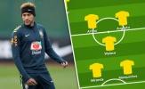 Đấu Uruguay, Brazil ra sân với đội hình nào?