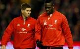Gerrard: 'Mourinho đã đúng về Balotelli'