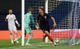 Hy vọng vô địch Nations League của Anh được níu giữ nhờ Croatia