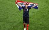 'Siêu tiền đạo' Mandzukic trở lại, Croatia đánh dấu cột mốc lịch sử