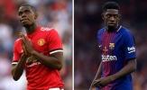 Barca trước kỳ chuyển nhượng mùa Đông: Pogba đến, Dembele đi?
