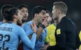 Bị thổi phạt đền, Suarez muốn 'ăn tươi nuốt sống' trọng tài