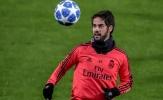 Man Ctiy sẵn sàng giải cứu 'chàng béo' của Real Madrid