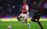 Tung 60 triệu, Man City quyết giành 'Busquet Hà Lan' với Barcelona