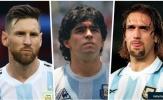 Top 10 huyền thoại nổi tiếng nhất lịch sử bóng đá Argentina