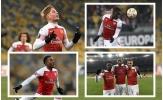 6 sao mai Arsenal vừa được Emery trình làng tại Europa League là ai?
