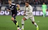Neymar chấn thương, PSG bị chặn đứng chuỗi trận toàn thắng
