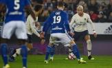 Mbappe hóa đầu bạc trong ngày PSG sẩy chân