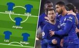 Ngăn Man City, Chelsea ra sân với đội hình nào?