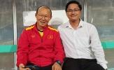 Thầy phong thủy tuyển Việt Nam: 'Tôi chưa thấy SVĐ nào bị xích bóng như Mỹ Đình'