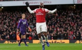 Chấm điểm Arsenal: Thất vọng hàng công