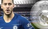 Hazard xác nhận dừng gia hạn với Chelsea: 'Bạn biết tôi luôn yêu Real'