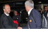 Mourinho và Ed Woodward cùng thống nhất về 1 vấn đề