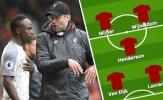 Sinh tử với Napoli, Liverpool ra sân với đội hình nào?