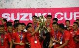 ĐT Việt Nam và 4 nhấc thang quan trọng bước lên ngai vàng AFF Cup