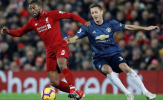 Chấm điểm Man United: Những 'gã khổng lồ' vô dụng