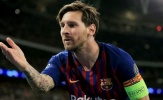 Lập hat-trick, Messi vươn lên dẫn đầu cuộc đua Chiếc Giày Vàng