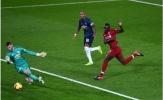 MU giờ chỉ còn là đội bóng hạng hai so với Liverpool