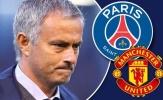 PSG là nguyên nhân Mourinho rời Man United?