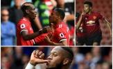 5 sao thất sủng có thể hưởng lợi nhiều nhất khi Mourinho rời Man Utd