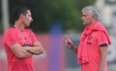 Đây, người đầu tiên của Man Utd 'chào tạm biệt' Mourinho