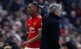 Tiết lộ: Hành động 'đáng ngờ' của Martial sau khi Mourinho mất việc