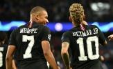 Đội hình 11 cầu thủ đắt giá nhất: Song sát PSG 'cân' cả thế giới