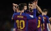 Chấm điểm Barca: Messi lập kỷ lục, tuy nhiên chưa phải xuất sắc nhất