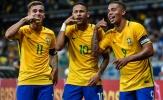 4 ngôi sao Brazil đang là hàng hot trên TTCN: 'Dấu răng' của Barca