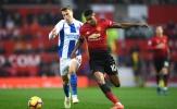 Chấm điểm Man United: Rashford vẫn thua 1 người