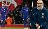 Chelsea và Sarri-ball: Cái khó bó cái khôn hay cơn giãy chết được báo trước?