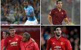 Man Utd có thể chốt 5 'kẻ đến, người đi' ngay trong tuần này