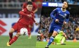 Quang Hải, Trọng Hoàng,...là những ngôi sao nào trong sơ đồ 3-4-3 của Chelsea thời Conte